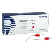 Miraject P P Super ø 0.8 mm / length 23 mm, 100 kpl