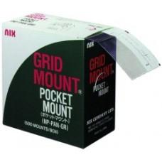 Grid mount, mittaruudukko (500 kpl)